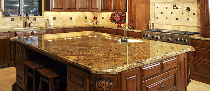 How to Remove Hard Water Stains from Granite Countertops